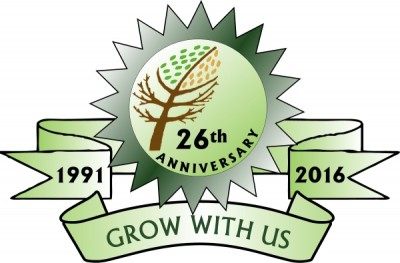 26th Anniversary Logo